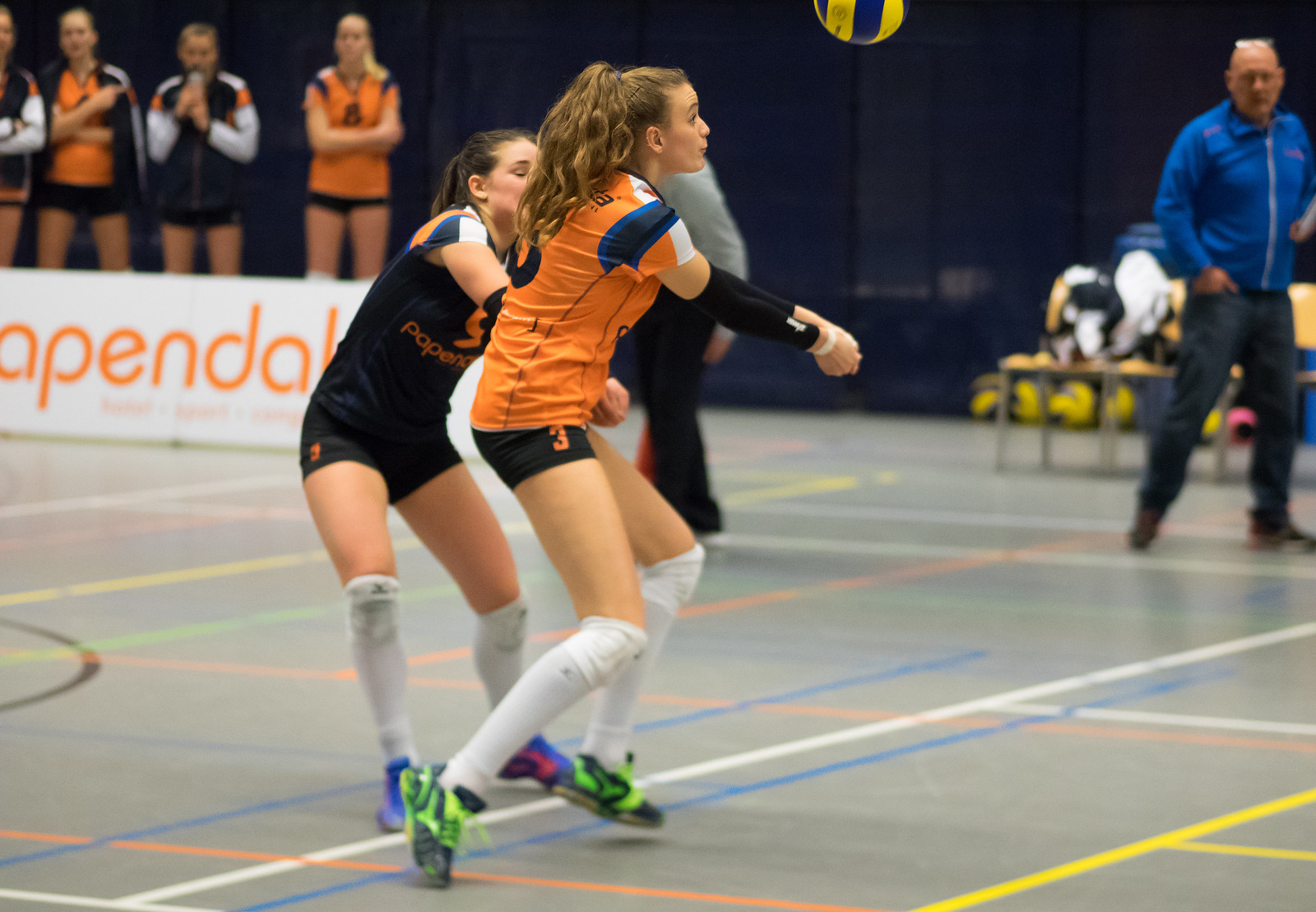 TT Papendal Arnhem - Sliedrecht Sport (0 - 3)