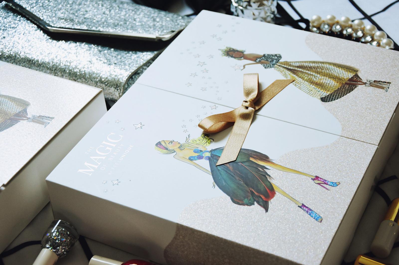 Beauty advent Calendar giveaway
