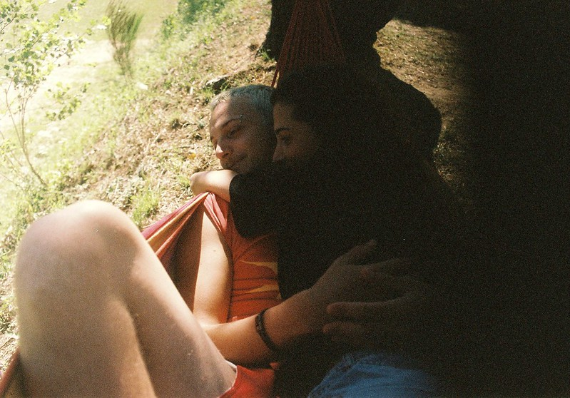 Lovers in the hammock pt. I