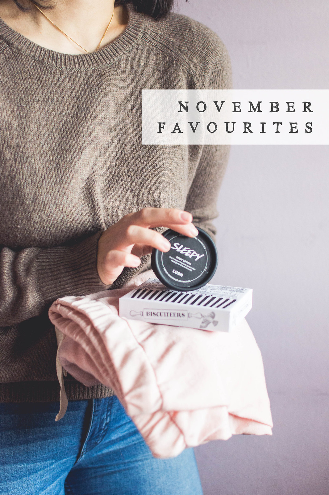 A few of my November favourites including life, natural beauty, food and calligraphy bits and bobs.