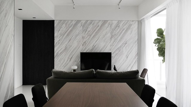 Minimal apartment design in Singapore by 0938 Sundeno_08