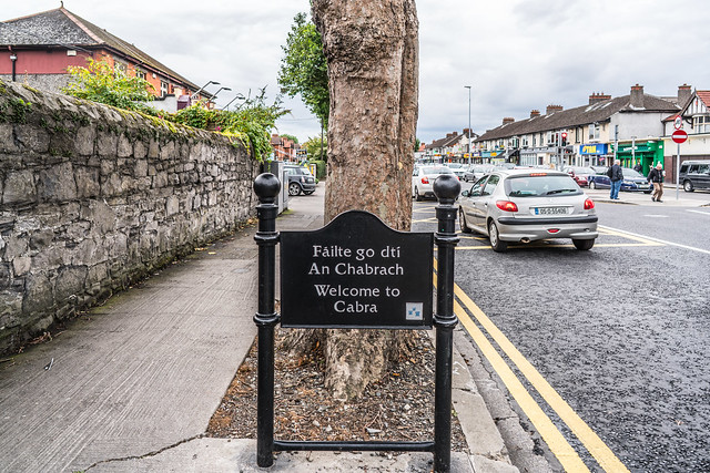 WELCOME TO CABRA [DUBLIN]-121582