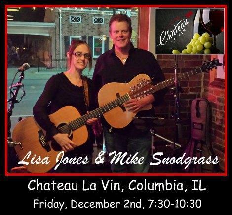 Lisa Jones & Mike Snodgrass 12-2-16