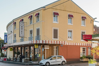 Hotel du Commerce, Autun