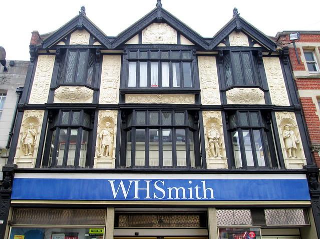 W H Smith's, Bury St Edmunds