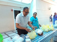 Mission Sunday 2016 Activities by the Catechetical Team Rak