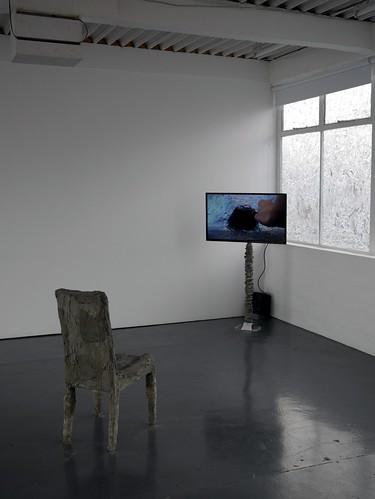 Mitra Saboury - Pulling Walls - 1