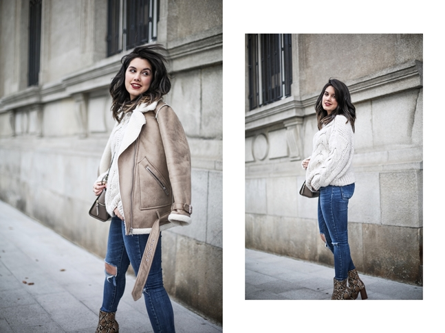 Ripped-jeans-La-Redoute-White_Knit-Snake_Effect_Booties-Acosta-Carmen-_Bag-Outfit-Street_Style4