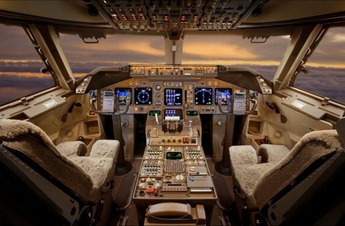 Красиво жить не запретишь! Роскошные интерьеры самолетов - ПоЗиТиФфЧиК - сайт позитивного настроения!