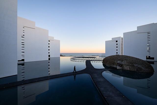 Hotel, residance, resort architecture Mar Adentro Sundeno_01