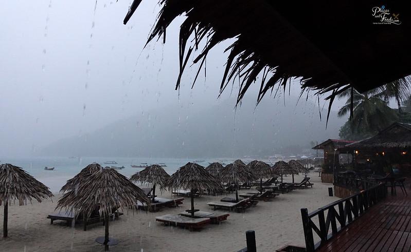 bubu resort rain