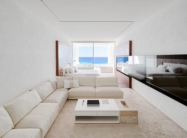 Hotel, residance, resort architecture Mar Adentro Sundeno_26