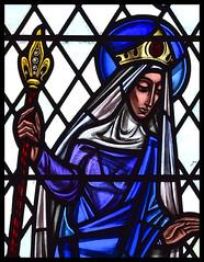 Blessed Virgin by Paul Jefferies, 1968