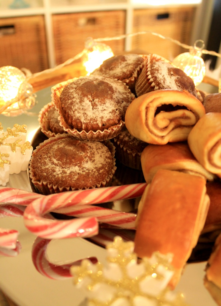 Pågen joulumuffinssi
