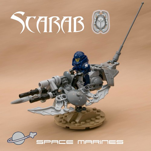 Scarab | by ted @ndes