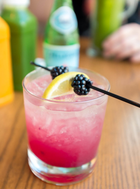Maplewood Kitchen Blackberry Lemonade