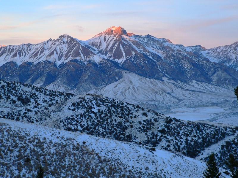 Mount McCaleb