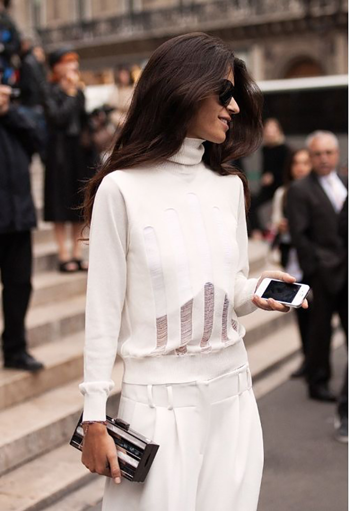 Knitwear rainy day outfit accessories fall style streetstyle winter style fashion trend17