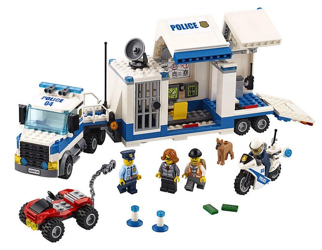 LEGO City 60139 - Mobile Command Center