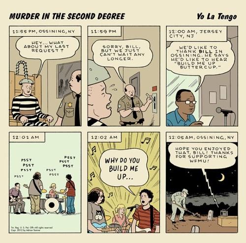 Yo La Tengo - Murder In The Second Degree