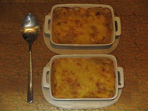 Potato Pie mit Herbstgemüse
