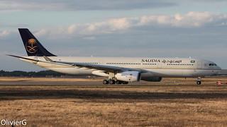 A330-343 Saudia MSN1743 F-WWCS (HZ-AQ18) - TLS