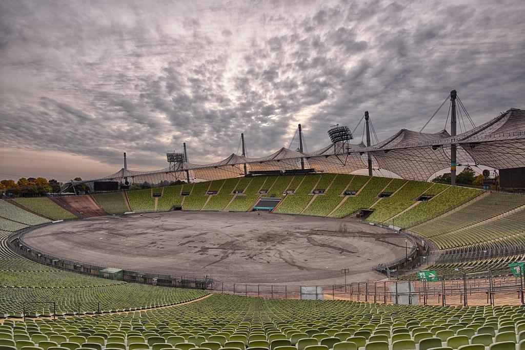 Olympiastadion HDR