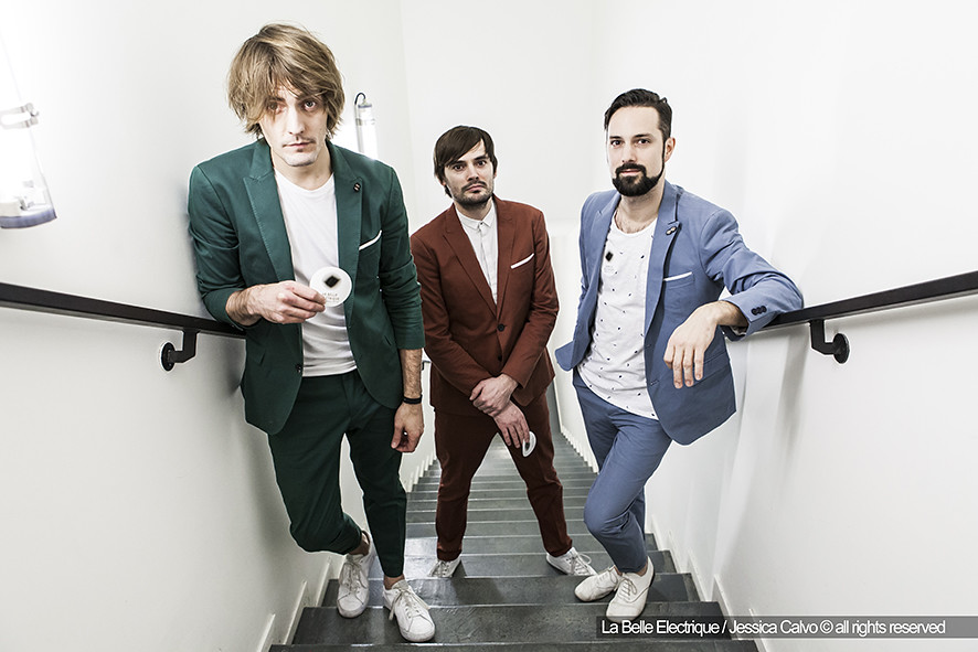PUGGY + CAMP CLAUDE - 30/11