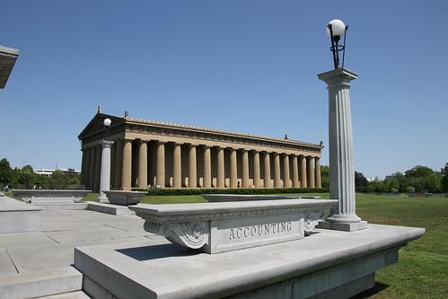 John W. Thomas Statue (Centennial Park, Nashville, Tennessee)