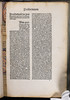 Bartholomaeus Anglicus: De proprietatibus rerum - Manuscript fragment