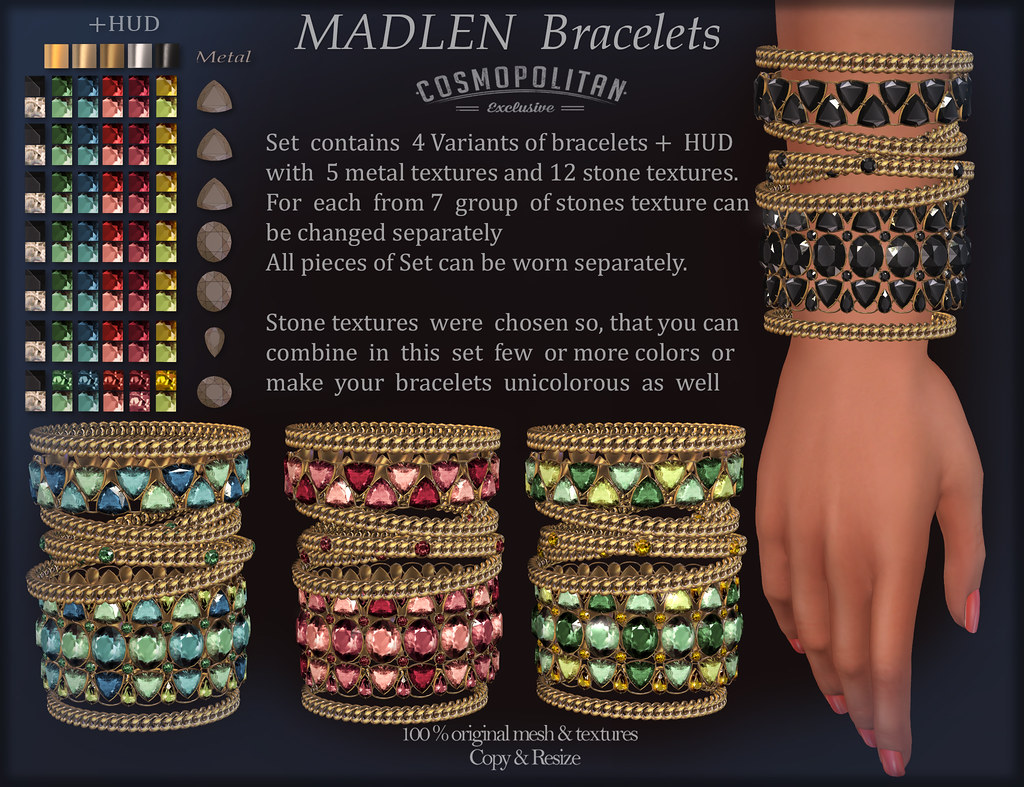 *AvaWay* Madlen Bracelets