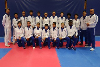 Equipe de France Wushu