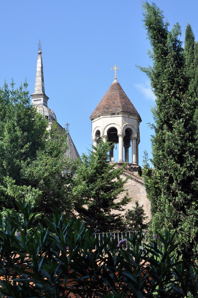 21 Церковь Сиони Тбилиси