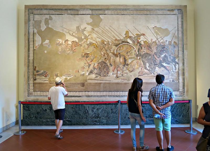 MuseuArqueológico de Nápoles