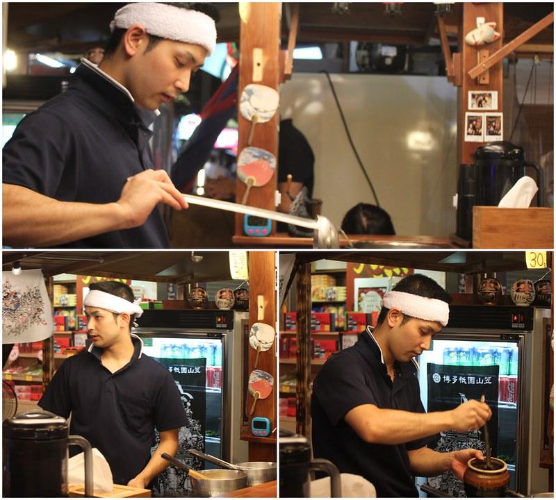 道樂屋台-士林美食-日本人在台灣的手推車拉麵 (3)