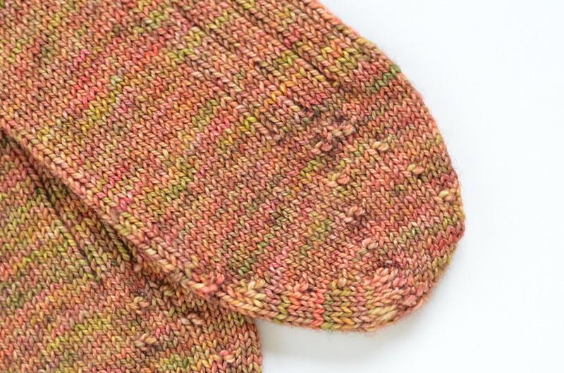 Hand-Knit Socks
