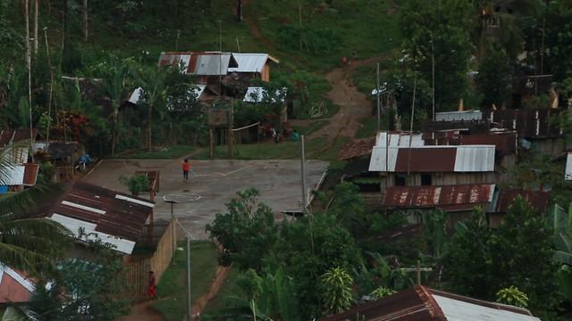 Sitio Cadahondahonan village