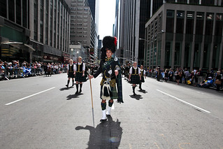 Scenes from Scottish Day Parade on 6th Avenue | by Scottish Government