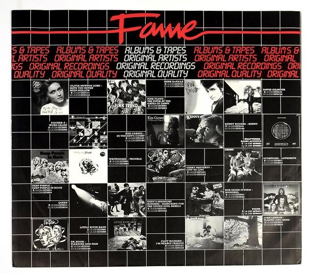 Deep Purple In Rock Fame NL