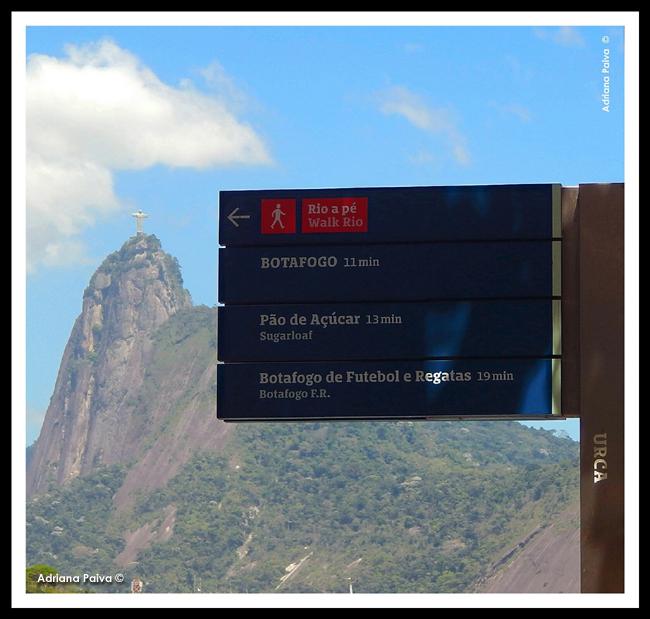 bairros cariocas transporte ativo blog da jornalista Adriana Paiva Urca Turismo