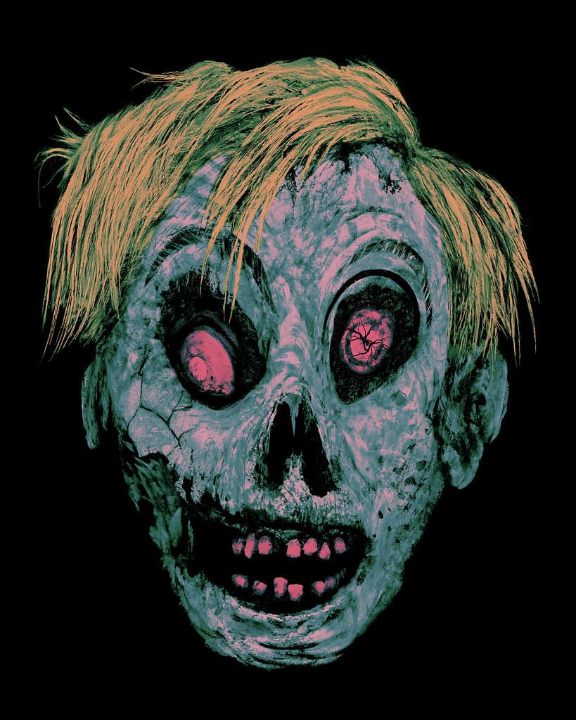 Aeron Alfrey - Ghoul