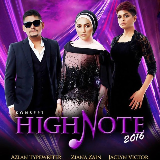 Konsert High Note 2016