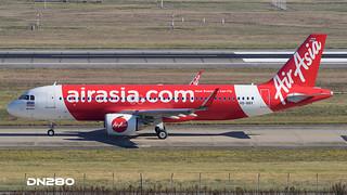 Thai AirAsia A320-251N msn 7195