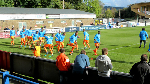 Dover Athletic v Braintree Town 22nd October 2016