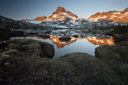 Banner Peak and Thousand Island Lake | by scott in sf