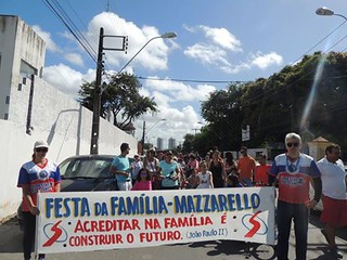 FESTA DA FAMÍLIA - 2016