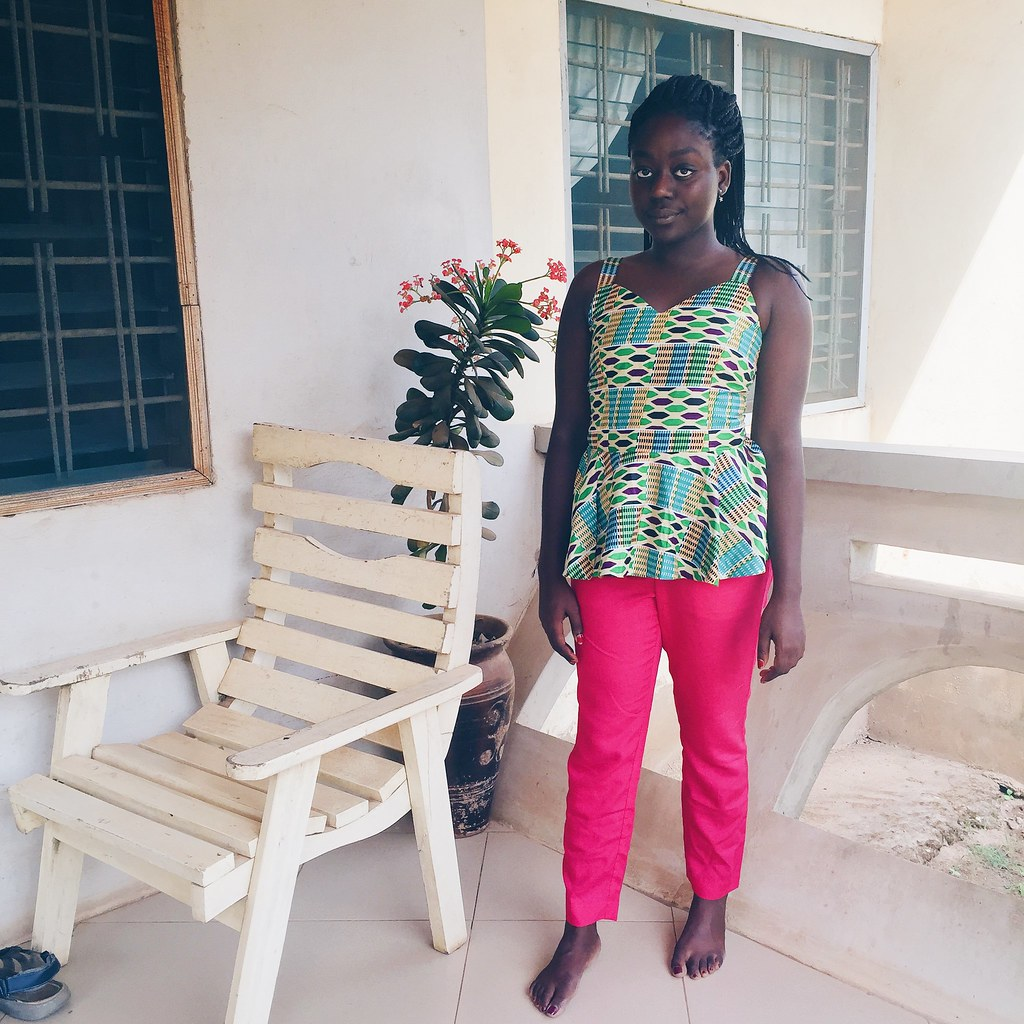 Ghana travel diary lisforlois