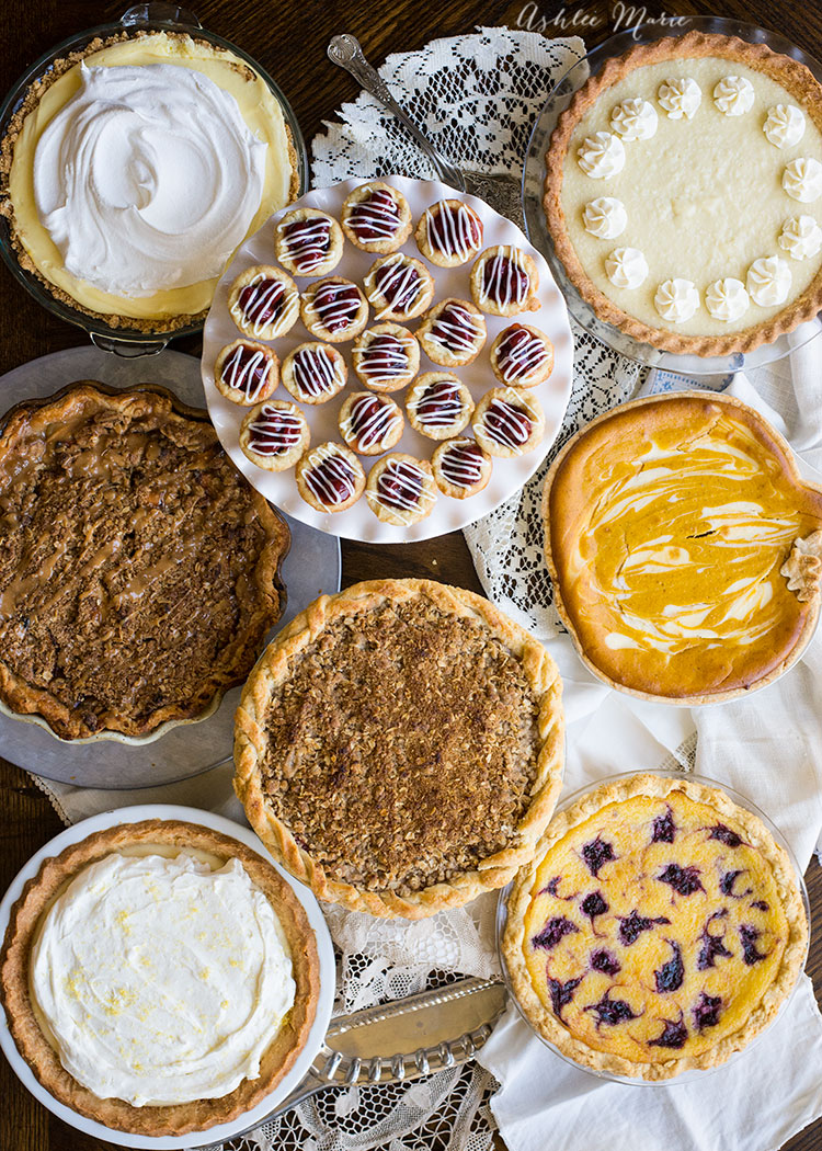 love pies? check out this collection of 23 amazing recipes - perfect for thanksgiving