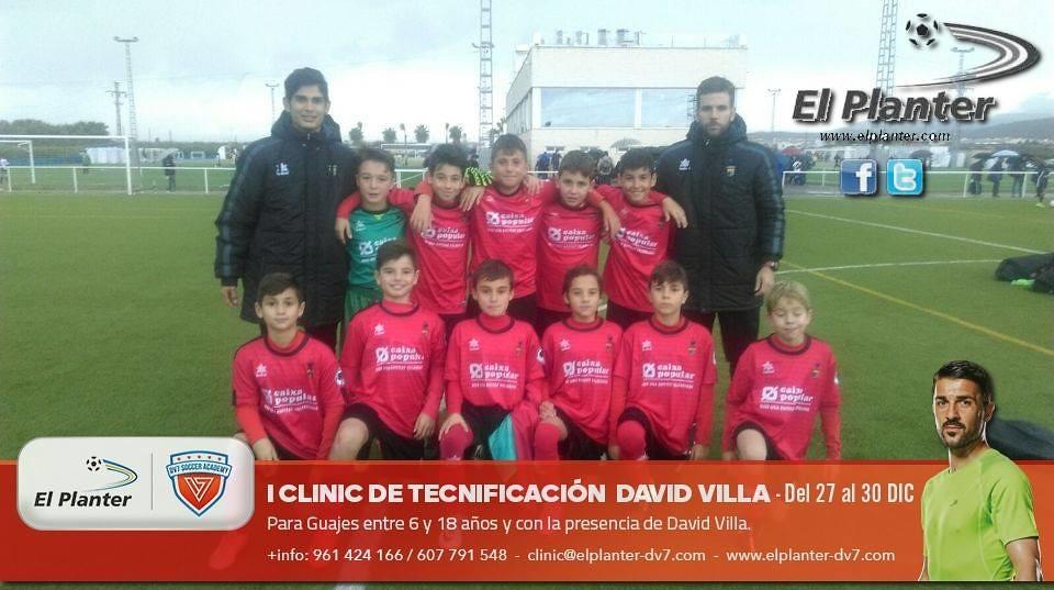 VII Copa Federación Fase* Alevín J6