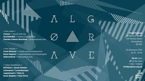 Algorave Birmingham